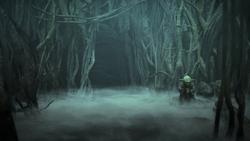 Dark Side Cave TFUII