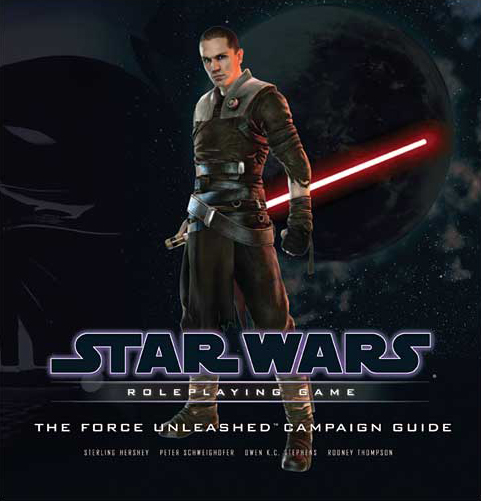 The Force Unleashed Campaign Guide Wookieepedia Fandom