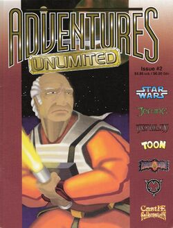 Adventures Unlimited 2