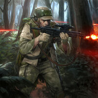 Renegade squad soldier