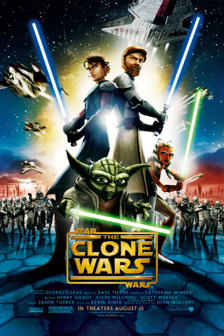 Fil:The Clone Wars film poster.jpg