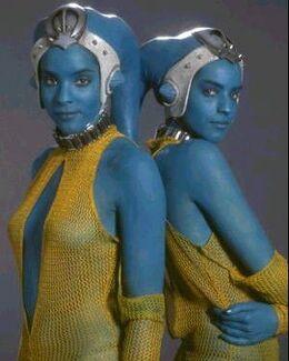 Alien snp Twi'lek