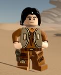 Lego EzraBridger TFA