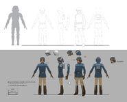 Fire Across the Galaxy Concept Art 12