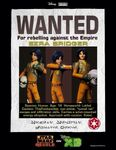 Ezra's Wanted Poster
