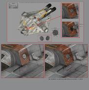 Double Agent Droid Concept Art 02
