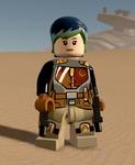Lego SabineWren TFA