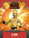 Heroes - C-3PO