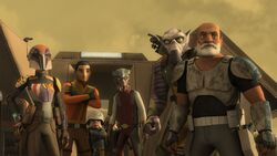Star Wars Rebels Season Three 36