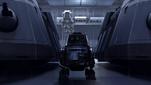 Chopper disguised as an Imperial Droid 1