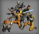 The Rebels of Lothal