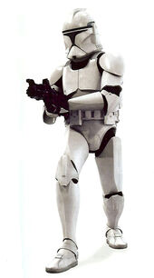 Standard Phase 1 Clone Trooper
