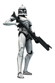 Phase 1 Clone Wars Clone Trooper
