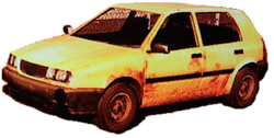 Hatchback Transparent
