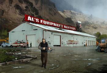 Al's Equipment Rentals