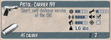Carrier 1911