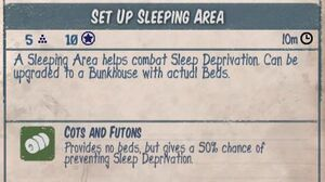 Facility-build-sleep area