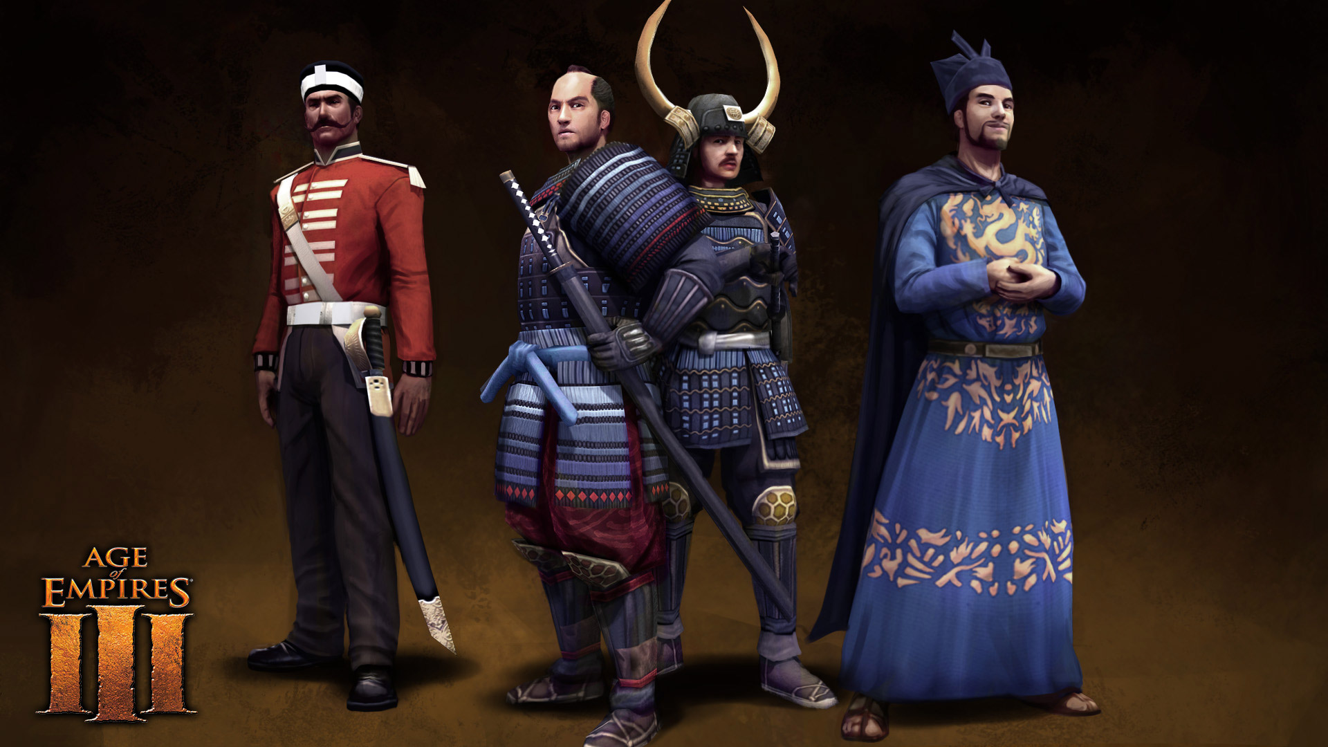 the iii asian empires dynasty Age of