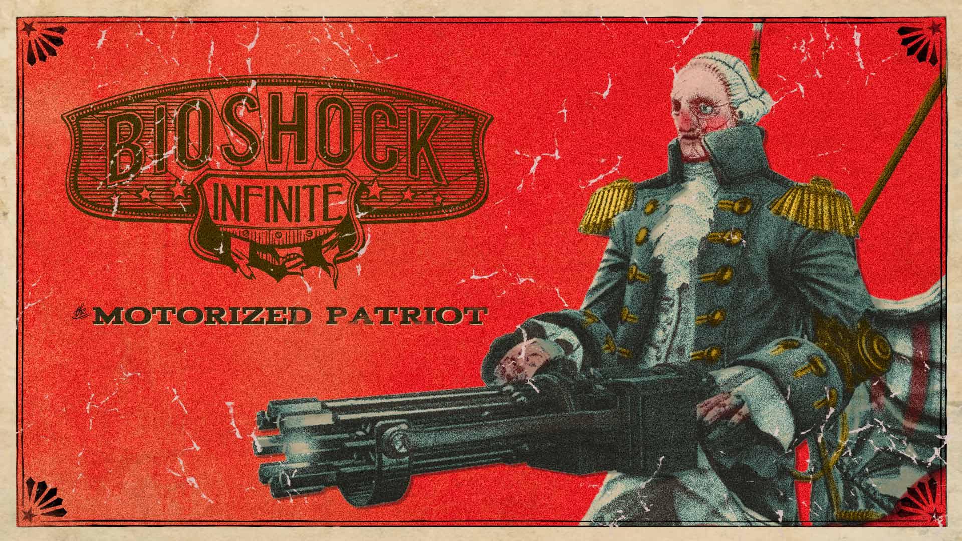 Image bioshock infinite artwork steam trading - Bioshock wikia ...