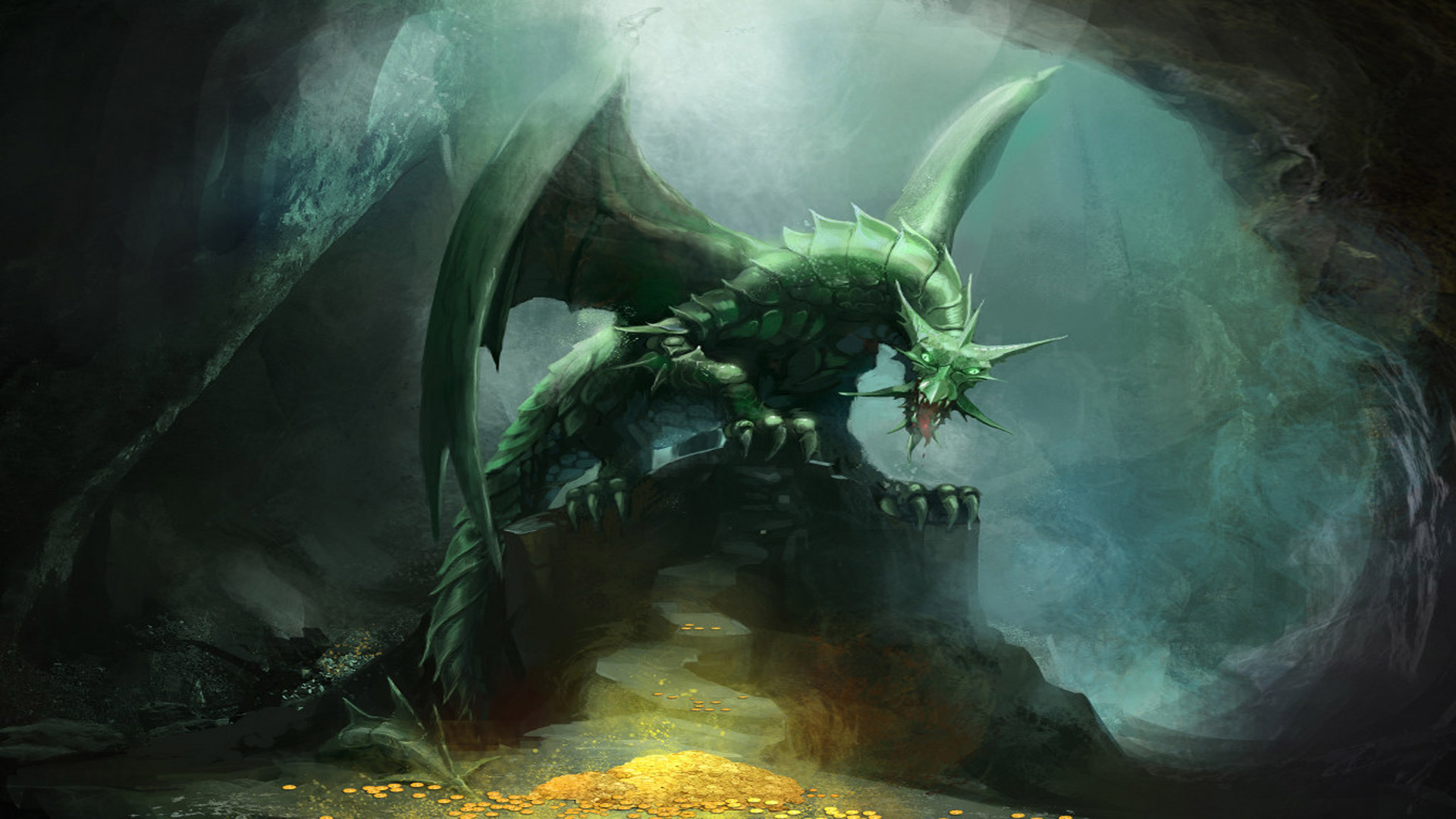 Legend of the Green Dragon