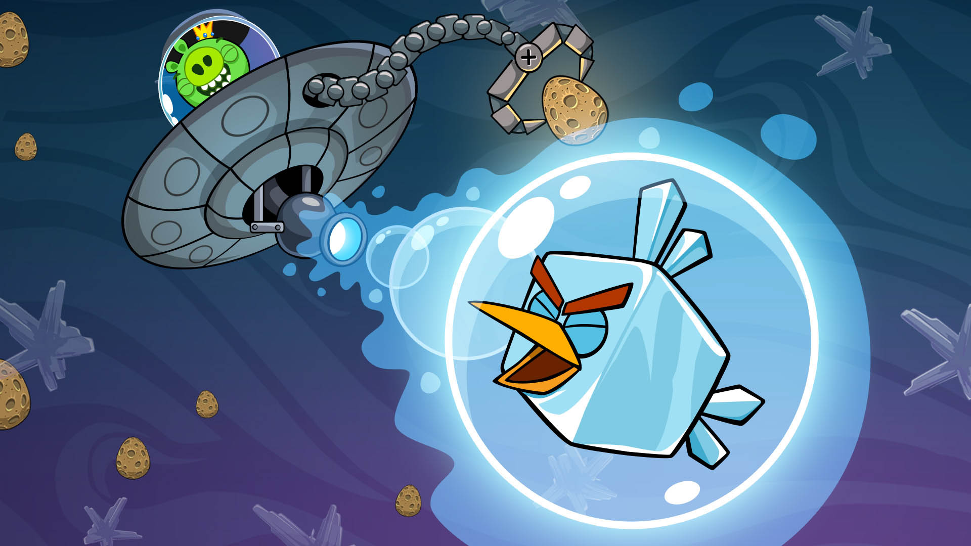 angry birds space 2 game