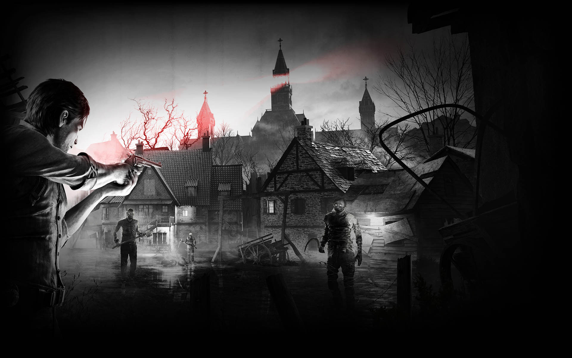 The Evil Within Wallpapers Or Desktop Backgrounds: Steam Trading Cards Wiki