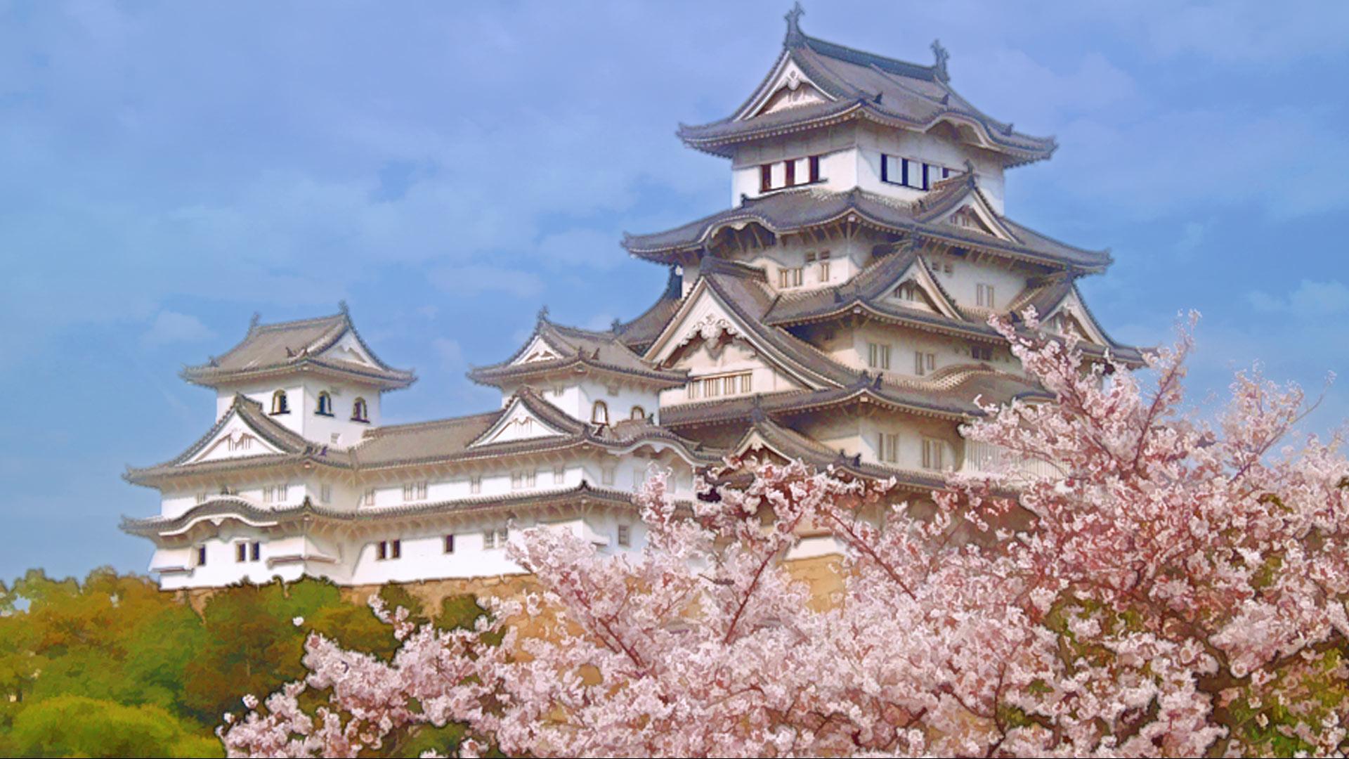 Bildergebnis für himeji castle