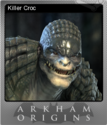 Batman Arkham Origins Foil 7