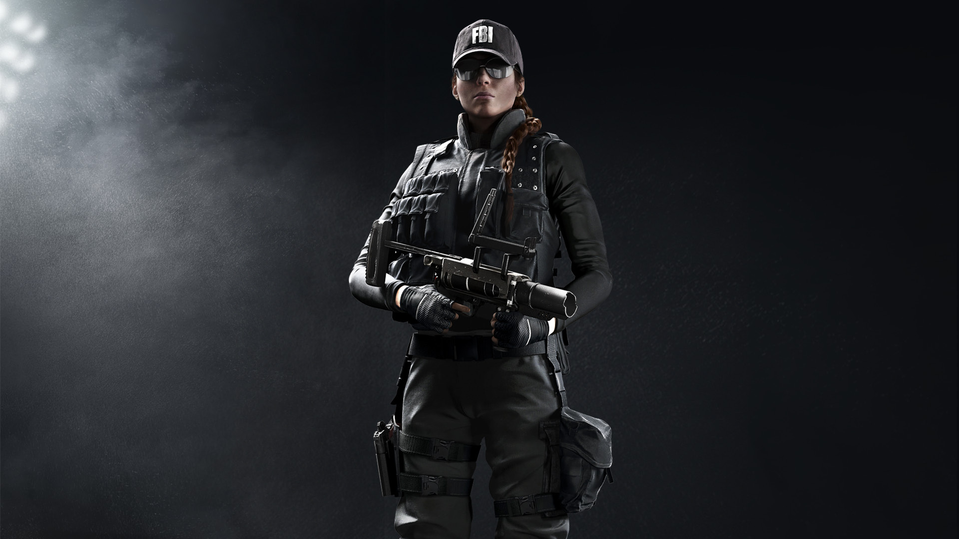 Rainbow Six Siege Artwork: Last Character You Played As Face F**ks You Violently