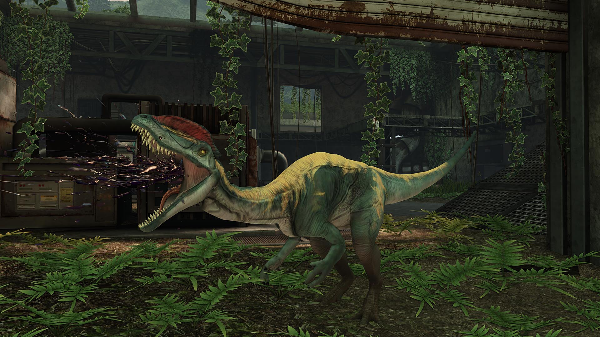 dilophosaurus primal carnage - photo #12