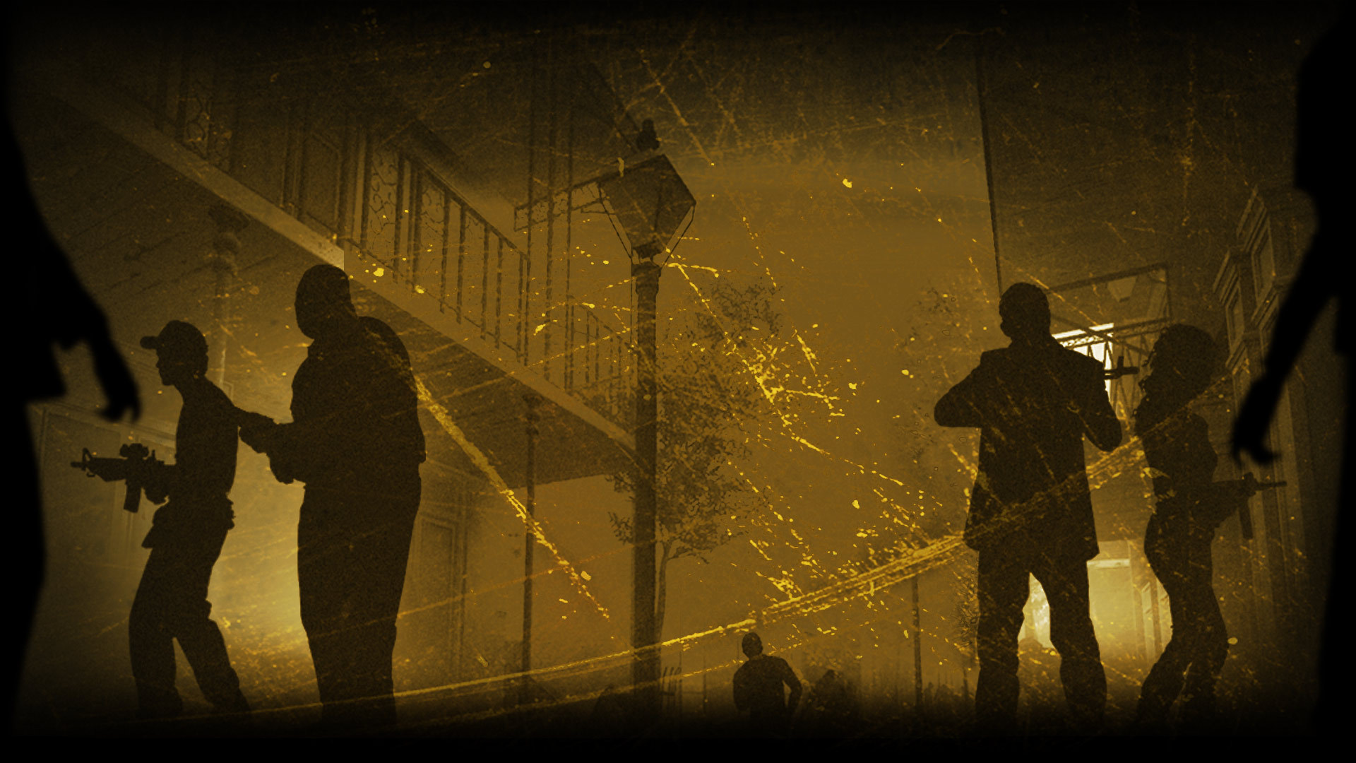 image left 4 dead 2 background the steam