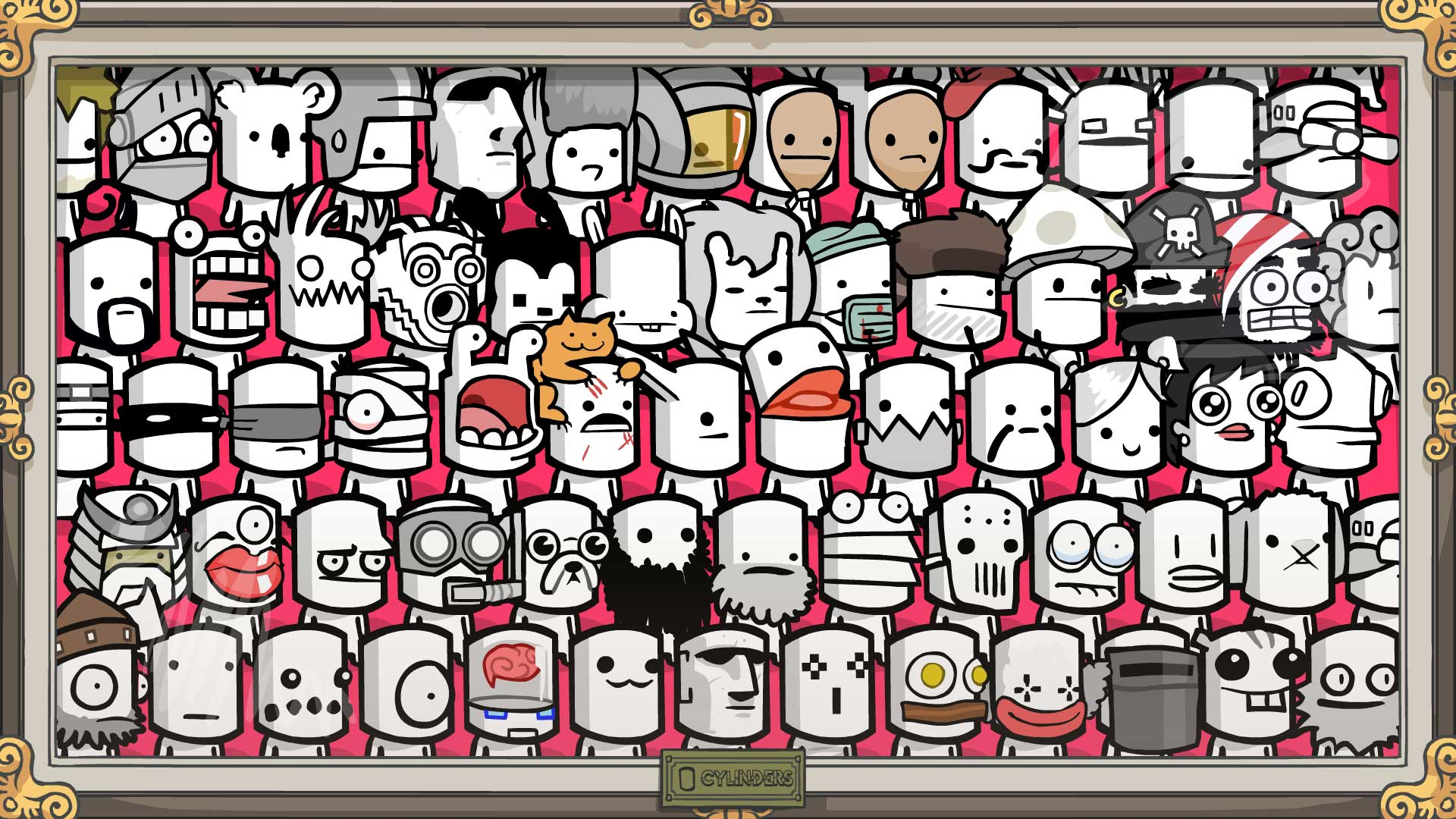 castle crashers wallpaper