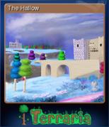 Terraria Card The Hallow