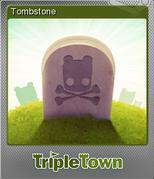 TT Tombstone Small F
