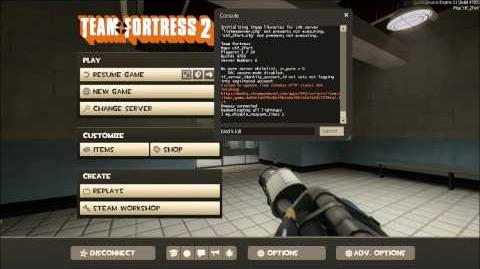 TF2 - Valve Gift Grab 2011 Achievement