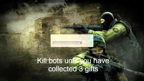 Steam Winter Objectives Valve Gift Grab 2011 -- CS S