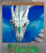 Terraria Card Wyvern Foil
