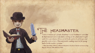 TBP Headmaster Big