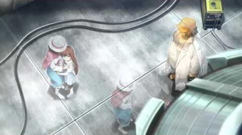 Steins;Gate - Suzuha and Kagari Shiina Jump to the Past