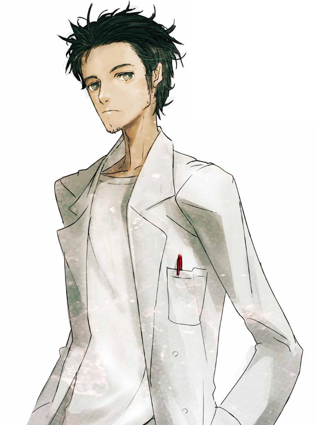 Rintaro Okabe |... J Michael Tatum Characters