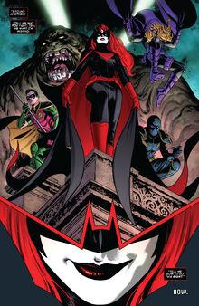 Batwoman - Rebirth 001-016