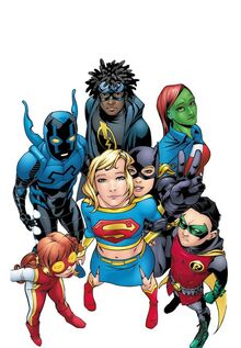 Supergirl 62 unused cover