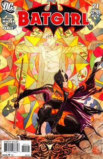 Batgirl 21 Oroboros CPS 001