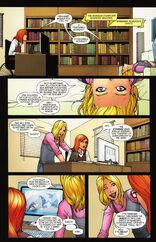 Bruce Wayne The Road Home Batgirl (03)