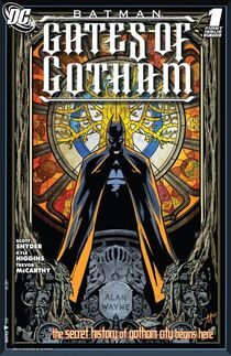 Gates of Gotham cover