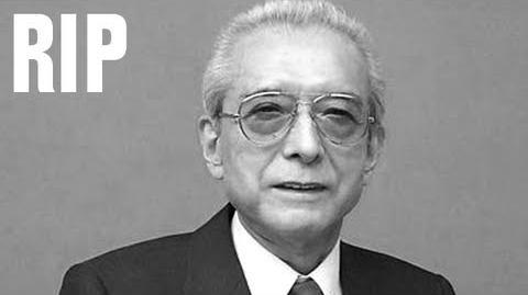 Hiroshi Yamauchi (Day 1395 - 9 19 13)