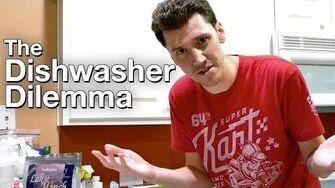 Dishwasher Dilemma • 9.20