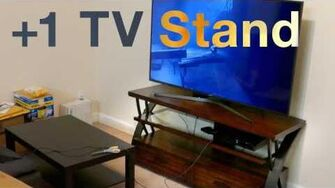 We Have a TV Stand • 12.14