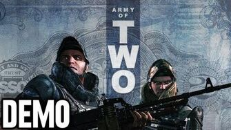 Army of Two - Demo Fridays