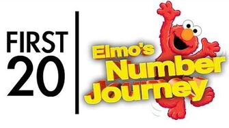 Elmo's Number Journey - First20 (w Mal)